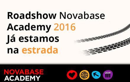 Roadshow Novabase Academy 2016 at FCT NOVA